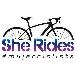 Sherides mujer ciclista