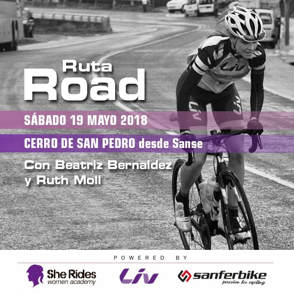 ruta femenina road