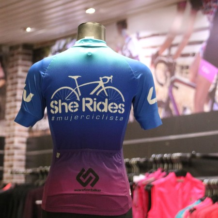 Pack She Rides especial exclusivo #mujerciclista